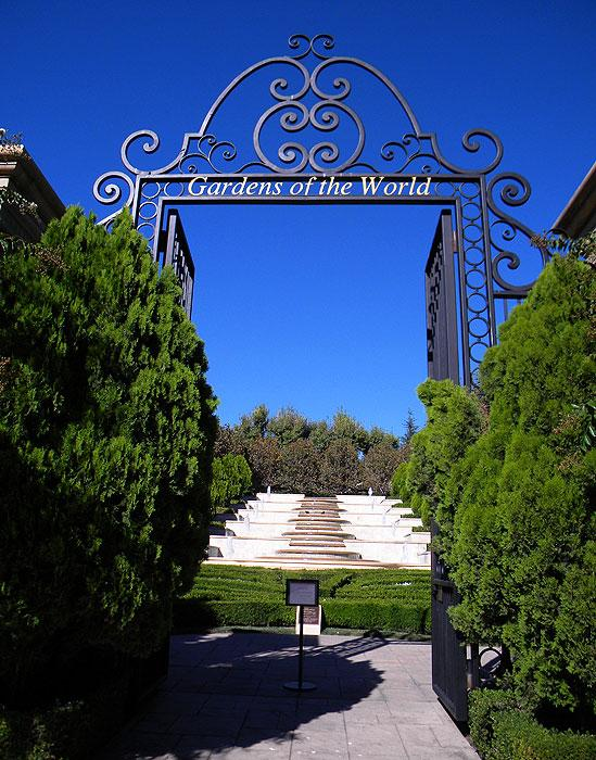 Gardens of the world the best community park i ve ever seen thousand oaks ca life in usa for Gardens of the world thousand oaks